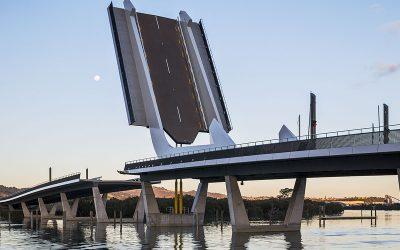 New Zealand Bridge Racks up 10,000 Operations