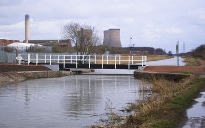 Carter House Swing Bridge Restores Access to Widnes Waterways