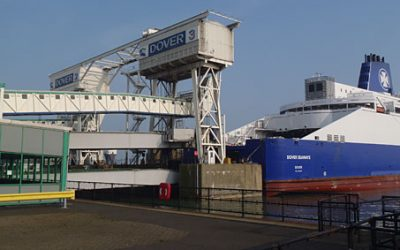 Dover Ro-Ro bridge works extend life of berth