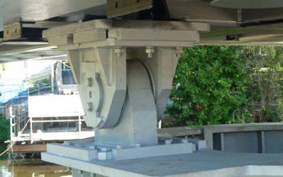 Riversdale Swing Bridge Update
