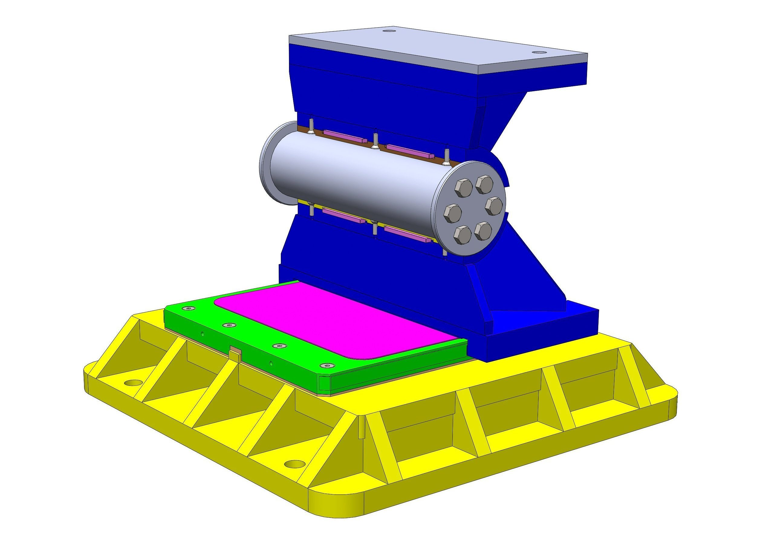 Foryd replacement bearing model