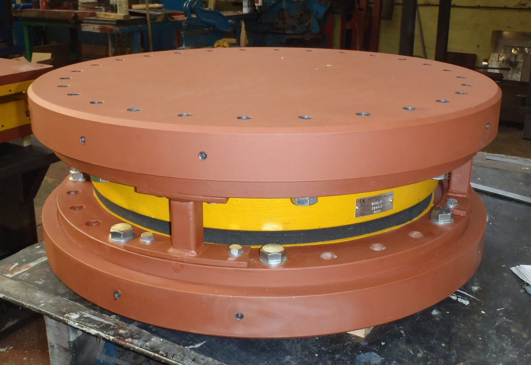 Offshore bearing