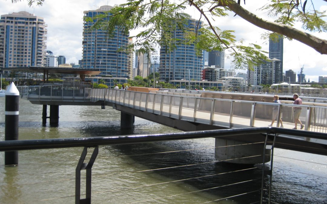 New Farm River Walk