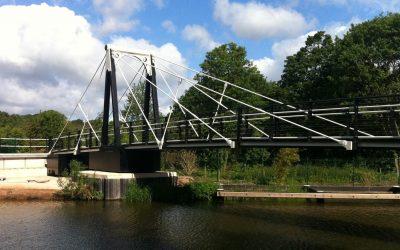 Riversdale Swing Bridge
