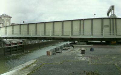 Junction Lock Swing Bridge Refurbishment