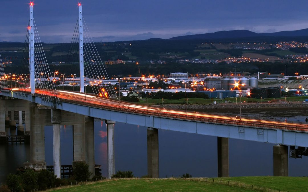 kessock bridge Category 3 Check