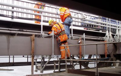Forth Road Bridge Access Platforms