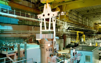 Nuclear Decommissioning Gantry Cranes