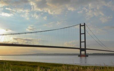 Humber Bridge A Frames