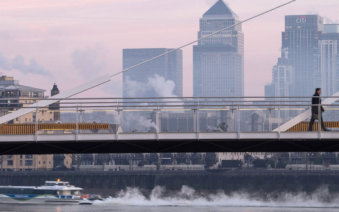 Greenwich swing bridge Mechanical and electrical consultants