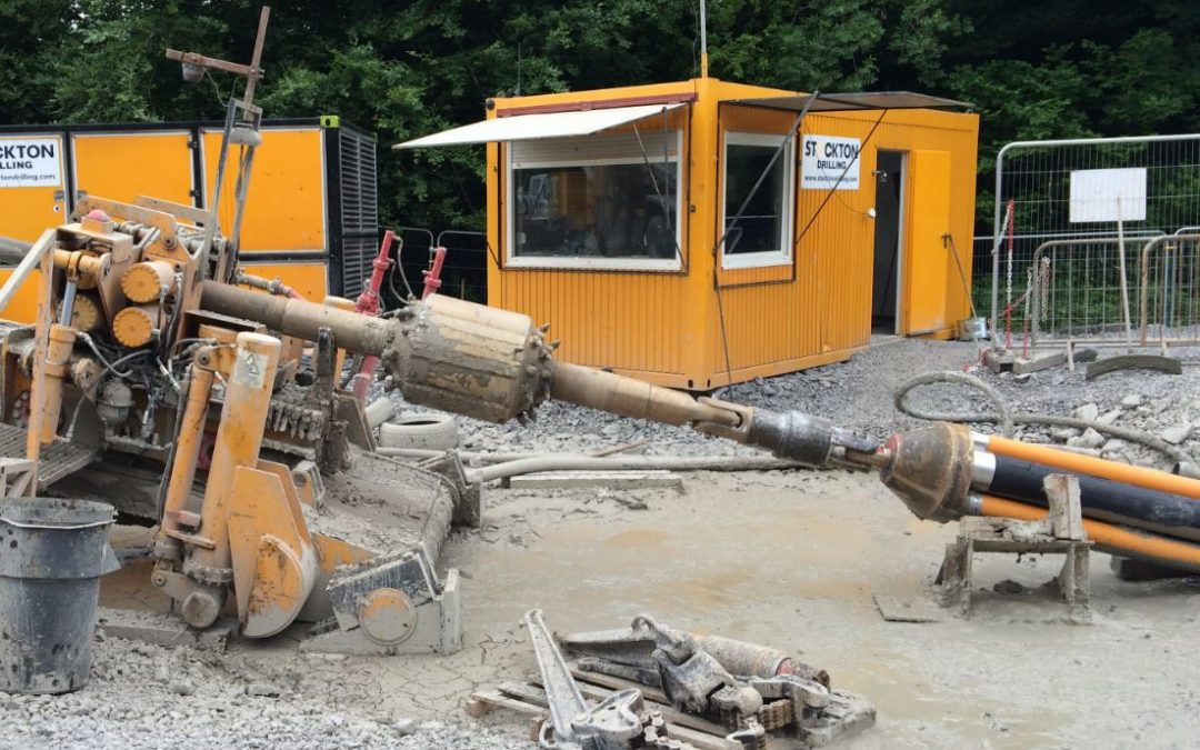 Galway Directional drilling