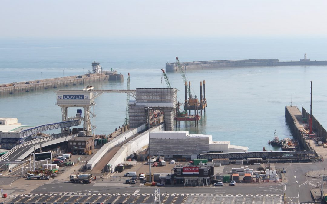 Port of Dover refurbishment works