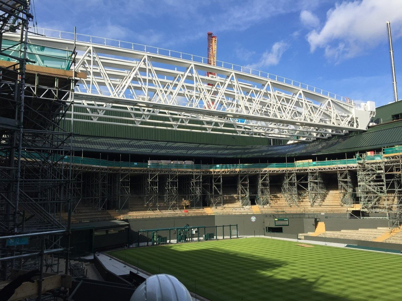 Wimbledon roof