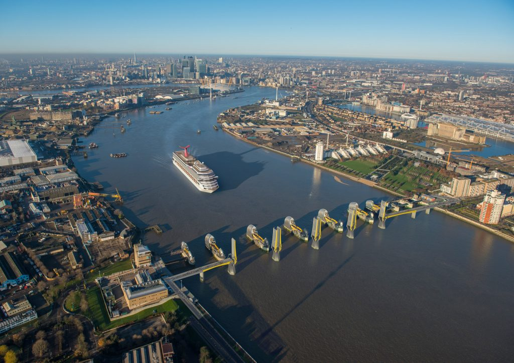 Thames Barrier Bridge