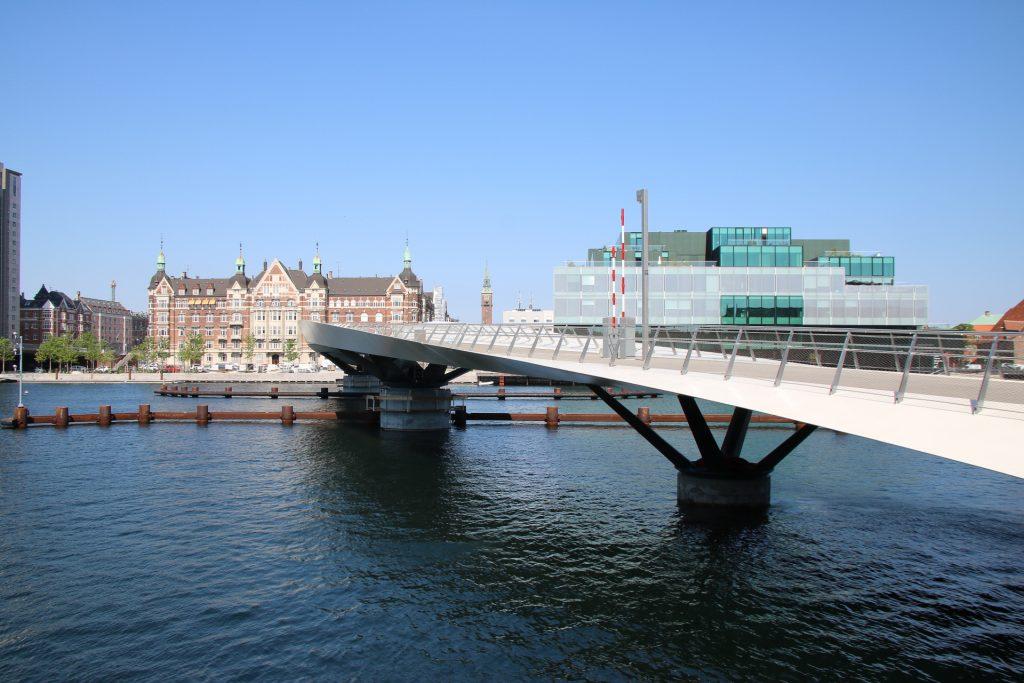 Lille LangebroBridge, Copenhagen